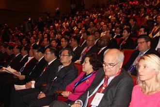 省上领导会见国际文化产业大会暨第七届甘肃省文博会参会海外嘉宾