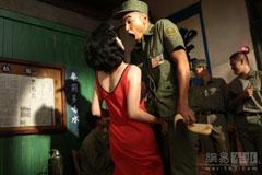 金门岛上曾合法的军妓们