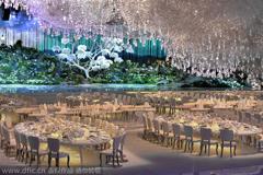 迪拜土豪奢华婚礼