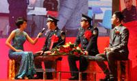 中国好人榜十一月入选名单发布仪式暨全国道德模范与身边好人(甘肃 金昌)现场交流活动(图十四)