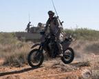 美军特种部队有望装备混合动力越野摩托