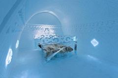 瑞典冰雪酒店盛装开业