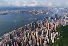 摄影师航拍世界各大城市全景图