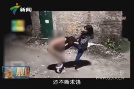 顾昀:传播少女被辱视频