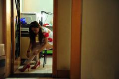 【图片故事】揭秘网游女主播的真实生活