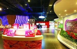 甘肃省300多种特色农产品首次拥有跨国展台