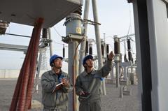 甘肃瓜州县风电收入达132亿元
