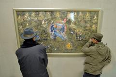 百幅传世唐卡在兰州展出