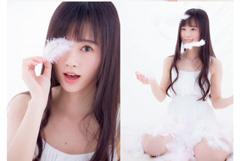 """中国""""4000年一遇美少女""""登日本杂志"""