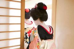 揭秘日本艺妓生活