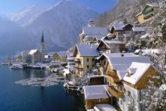 全球最美冰雪小镇