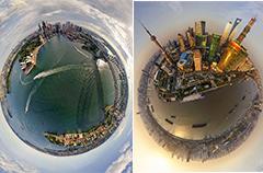 世界名城3D全景图
