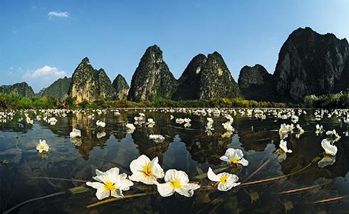 这是中国的大自然