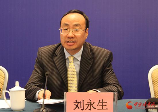 深圳华强文化科技集团副总裁刘永生