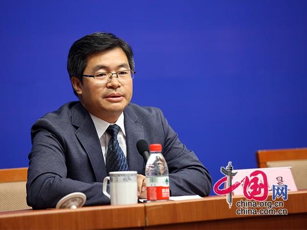 中共陇南市委副书记张旭晨介绍相关情况