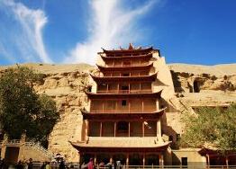 甘肃拟立法保护历史文化名城敦煌