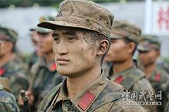 武警贵州总队训练基地特战队员训练掠影