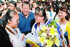 甘肃2015年高考昨落幕
