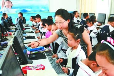 甘肃省教学信息化发展二三事