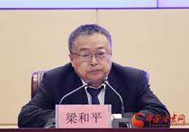 甘肃省人民政府新闻办公室主任梁和平