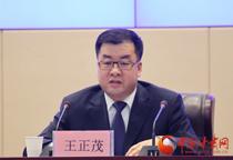 天水市委常委、宣传部长王正茂