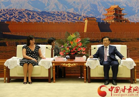 王三运 刘伟平 冯健身会见匈牙利及国际旅游组织官员