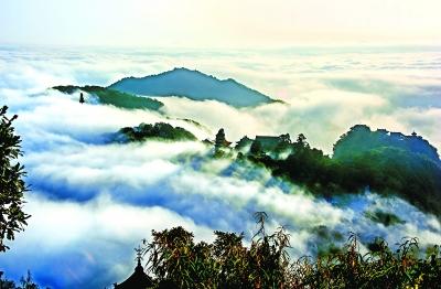 平凉崆峒山生态文化旅游示范区