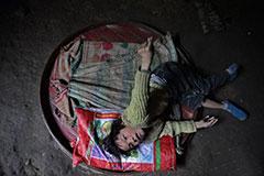 【图片故事】一平米的童年