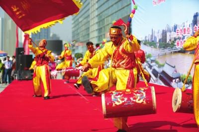 第五届中国·兰州黄河文化旅游节开幕