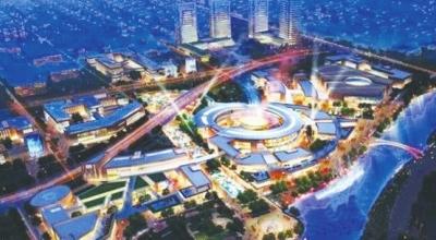 从地上到地下涵盖城市建设
