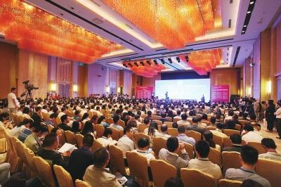 """""""一带一路""""中国(兰州)国际跨境电商物流高峰论坛举行"""
