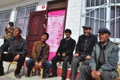 【精准扶贫】兰州新区让农村孤寡老人住进了养老院