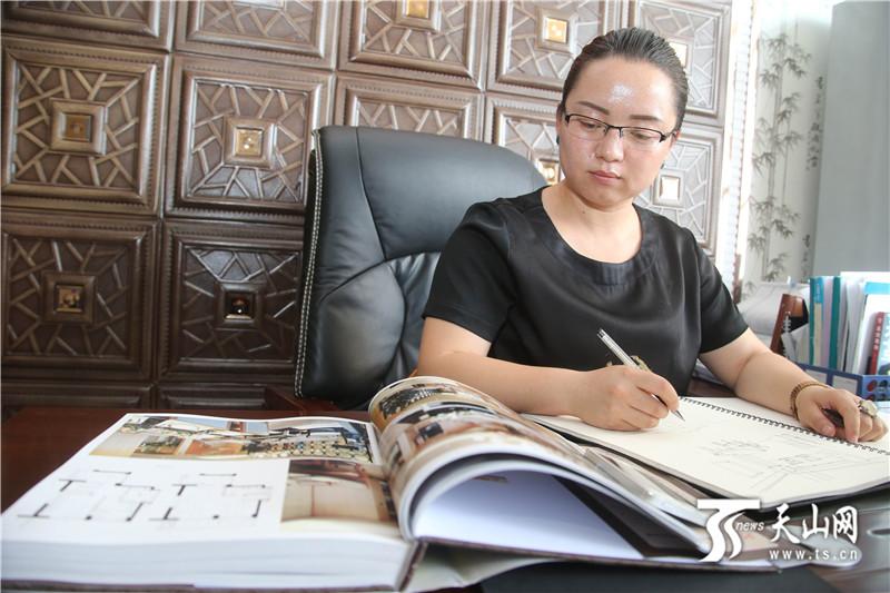"""李晓琴:能折腾的""""80后""""女老板"""