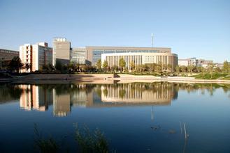 占地9000亩打造西北最大人工湖景公园兰州新区四号湖