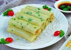 庆阳环县特产:荞面煎饼
