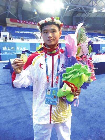 专访杨云建:我就是奔金牌来的