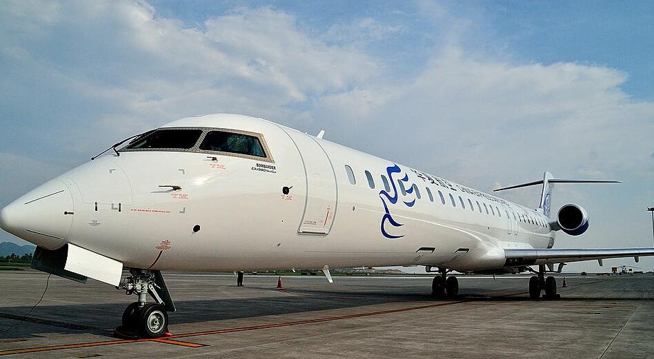 华夏航空一、三、五、日开通兰州-宜宾-贵阳航班
