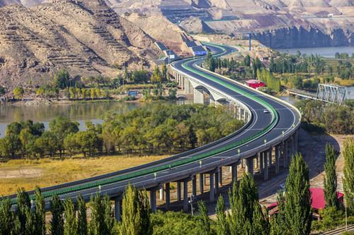 甘肃最美公路