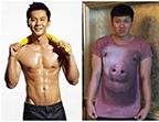 李晨体重突破80公斤自嘲:岁月是猪饲料