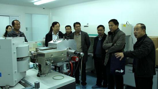 兰州大学甘肃省西部矿产资源重点实验室通过验收