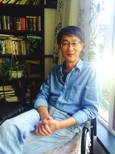 兰州心理咨询师江洪涛聊他在灾区的过往