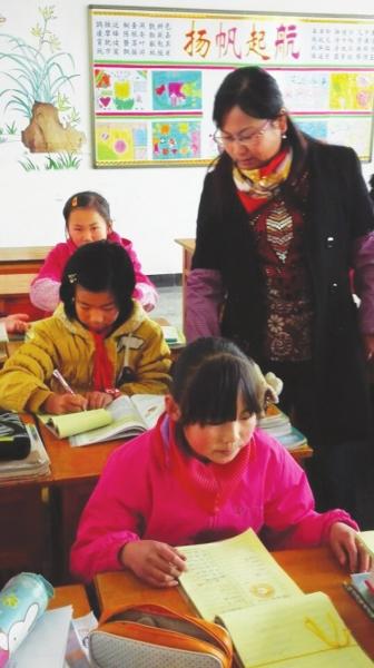 兰州皋兰教师魏孔梅:将快乐播撒给每一个乡村孩子