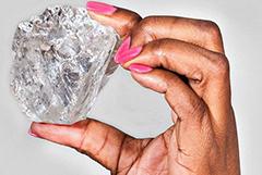 非洲发现世纪巨钻