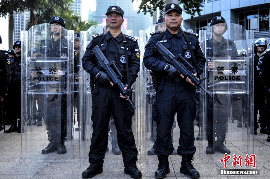 广东惠州高新警用装备助力打击涉毒犯罪