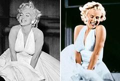 好莱坞最出名的6条裙子 你知道是谁穿红的吗