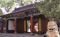 【丝绸之路】张掖大佛寺 《西游记》故事壁画