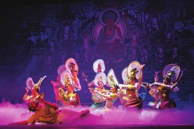 甘肃原创大型舞剧《丝路花雨》要打造国际版