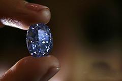 最大鲜彩蓝钻