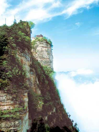 甘肃成县旅游景点照片
