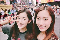 复旦高颜值双胞胎姐妹花一同被哈佛录取